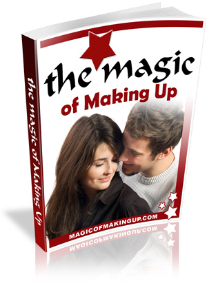 the magic of making up